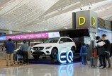 벤츠, 전기차 브랜드 'EQ' 국내 첫선… 상반기 PHEV 모델 출시