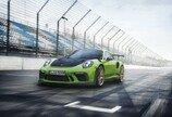 포르쉐, 고성능 스포츠카 '911 GT3 RS' 제네바모터쇼 공개