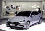 현대차, 중국형 신형 ix25·쏘나타 최초 공개