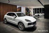포르쉐, 판매량 46배 증가 '카이엔' 앞세워 韓시장 판매확대