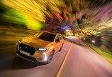 어둠 속 빛나는 'DS 7 크로스백'… 프랑스 해석 고급 SUV