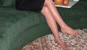 다리 꼬면 허리디스크 빨리 온다… 다리통증 위험신호