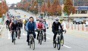 자전거 전용열차 타고 증평여행…자전거투어 첫 선