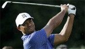 마지막홀 '9m 이글 퍼트'우즈, PGA 80승 도전