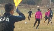 K리그 심판들K리거 뺨치는 겨울훈련