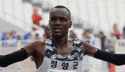 '한국 마라토너' 오주한도쿄올림픽 출전 길 열렸다