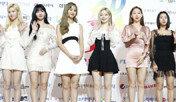 """'소리바다 어워즈' 트와이스3관왕 영예…""""미나야 사랑해"""""""