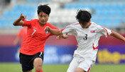 여자축구, 북한에 완패U-17 여자월드컵 본선 좌절
