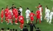 중재자로 나선 손흥민'남북축구' 현장 일부 공개