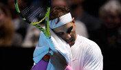 세계 1위 나달, ATP 파이널스첫 경기서 츠베레프에 완패