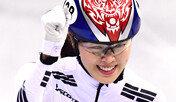 부상 이긴 김아랑,5년 만에 개인전 금