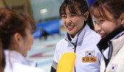女컬링, 예선 8연승으로 세계선수권 진출 확정