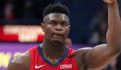 NBA 지각 데뷔전 윌리엄슨, 18분 뛰며 22점