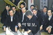 강호동, 1988년 부산 칠성파-日 야쿠자 회합 참석