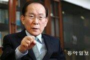 """[논설위원이 만난 사람/이진]이회창 """"박근혜 전 대통령 엎드려 사과했다면 보수 궤멸하진 않았을 것"""""""