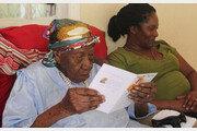 117세 세계최고령 할머니, 97세 아들 임종 지켜봐야 하는 기막힌 운명…