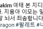 """김이나 """"지용아 이모는 곧 마흔인데…"""" 아이유 '팔레트' GD 랩에 심쿵"""