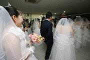같은 날 결혼한 남녀 대학생 8쌍, 같은 수업 듣다가 눈 맞았다고?