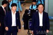 김호곤, '신태용 신임' 재확인…러시아전에 쏠린 '눈'