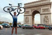 79일만에… 英 사이클 선수, 자전거 세계일주 신기록