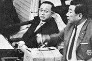 [백 투 더 동아/9월 22일]'장군의 아들', 국회에 x물을 뿌리다