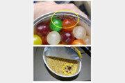 PX 공급식품 이물질 '논란'…사탕에 도마뱀 사체 '떠억'
