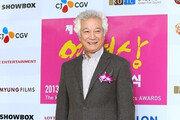 """부산국제영화제 등장한 '폐암 3기' 신성일, 건강 상태는?…""""의사도 놀랍다더라"""""""