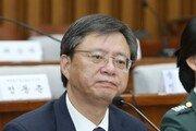 """이영훈 판사, '태도 불량' 우병우에 """"증인에게 액션 말 것, 몇 번 참았다"""" 호통"""