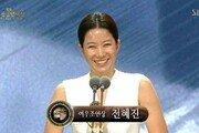 전혜진 누구? '미코' 출신 배우…'이선균 언급' 수상소감, 화제되기도