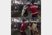 """'홍대 머리채 버스킹' 피해女 """"수치심·트라우마·공황장애…법적 조치"""""""