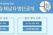 지방세 고액 상습 체납자 공개, 전두환 2년 연속 포함…9억 안 내고 버티기