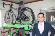 '2단 자전거보관대' 매출 씽씽… 내년엔 세계로