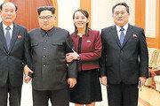 """김정은, 文정부에 직접 감사 표시… """"남북교류 대책 세워라"""""""