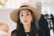 배우 기은세, 패션계의 '인플루언서'…뷰티 프로 MC로도 활약