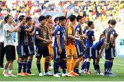 콜롬비아 꺾은 일본…H조는 혼돈 속으로