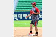 최정, 13일 대표팀 OUT→15일 1군 출전