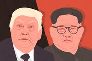 """트럼프 """"김정은과 2차회담 곧 할 것…1년만에 큰 변화"""""""