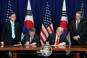 """여야, 한미정상회담에 긍정 평가…""""비핵화 공감대"""""""