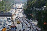 전국 고속도로 귀경 행렬…서울 방향 정체 가장 심한 시간대는?