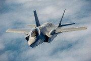 美국방부, 첫 추락 F-35 스텔스 전투기 비행 일시 전면 정지
