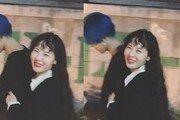 이던, ♥현아와 日 여행 사진 공개…당당 럽스타그램