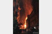 의정부 화재, 불길 10m 높이로 치솟아…250가구 전기 끊겨