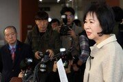 손혜원, 탈당 후 첫 공식행보는…'빙상계 적폐 청산'