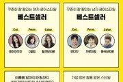 """""""박보검 머리 해주세요""""…미용실서 인기있는 남녀 '베스트 헤어스타일'은?"""