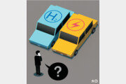 [김세웅의 공기 반, 먼지 반]전기차와 수소차,누가 더 멀리 달릴까?