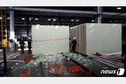 KCC 여주공장 50대 노동자 대형 유리판에 깔려 사망