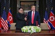 김정은-트럼프 '톱다운 방식' 核담판… 입 다문 北-美 강경파