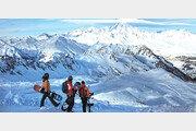 일곱나라 아우르는 알프스산맥… 그 광대함을 즐기는 사람들