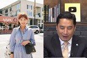 """강용석 """"임블리 미성년 때 전 남친과 동거"""" VS 임 씨 남편 """"거짓말"""" 분노"""