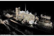 10억 개의 점으로 되살아난 3차원 노트르담 대성당